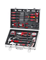 28 Pc. Tool Kit w Aluminum Case-DT-90524 by Apollo