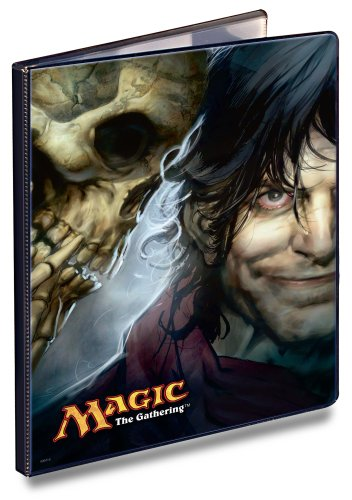 Utra Pro The Magic the Gathering (MTG) - (10th Edition Gaming Supplies) Diabolic Tutor - Combo Portfolio Album (9 Pocket Trading Card Binder) - 1