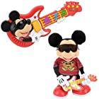Disney Mickey Mouse FisherPrice Rock Star Mickey with Guitar Gift Set