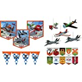 Disney Planes Room Decorating Kit - Birthday Party & Costume Supplies - 1 per pack
