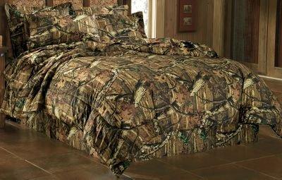 Buy Mossy Oak Break Up Infinity Comforter Bed Skirt