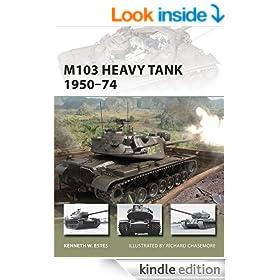 M103 Heavy Tank 1950-74 (New Vanguard 197)