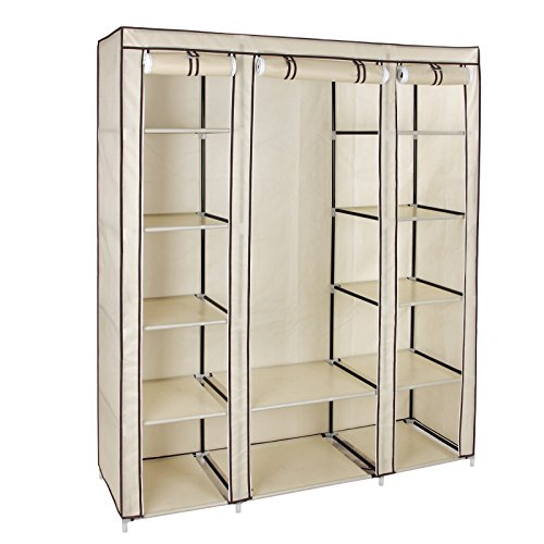 songmics-non-woven-fabric-wardrobe-cupboard-bedroom-furniture-storage-150-x-45-x-175-cm-beige-lsf03m