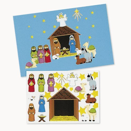 Do You Want To Build A Nativity Fun Free Cut Paste Activity