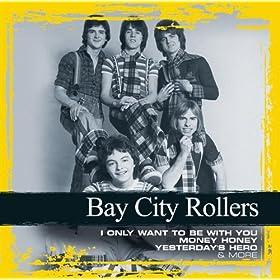 Titelbild des Gesangs Don't stop the music von Bay city rollers