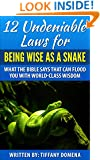 12 Undeniable Laws For Being Wise As A Snake: What The Bible Says That Can Flood You With World-Class Wisdom (12 Undeniable Laws Series)