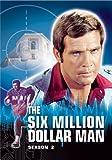 The Six Million Dollar Man: Season 2 (DVD)