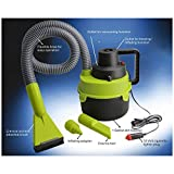 3 in 1 Multifunction Turbo Wet and Dry Vacuum Cleaner - Great For Car Travel, Keeps Vehicle cleans and Dry, Able To Inflate Inflatables