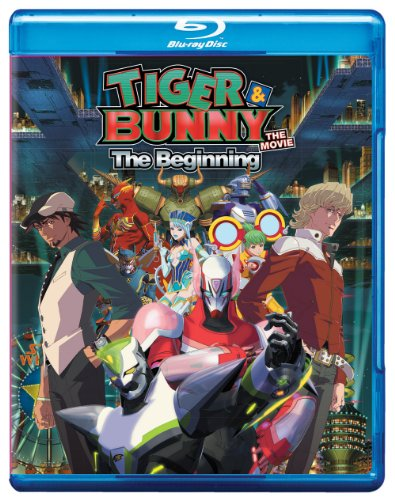 Tiger & Bunny: The Movie- The Beginning [Blu-ray]