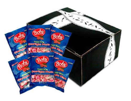 Bobs Sugar Free Starlight Mints, 6oz Packages (Pack of 6)