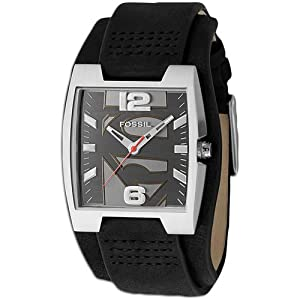 Fossil Men's Superman Trend Watch ( sz. One Size Fits All, Black/Black )