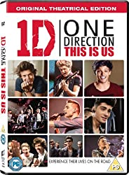 One Direction: This Is Us (DVD + UV Copy) [2013]