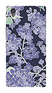 Koveru Designer Printed Protective Back Shell Case Cover for OnePlus X