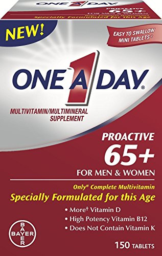 one-a-day-proactive-65-plus-multivitamins-for-men-and-women-150-tablets-pack-of-2