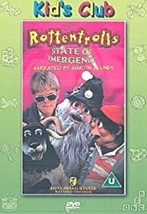 Roger and the Rottentrolls - State Of Emergency [1996] [DVD]