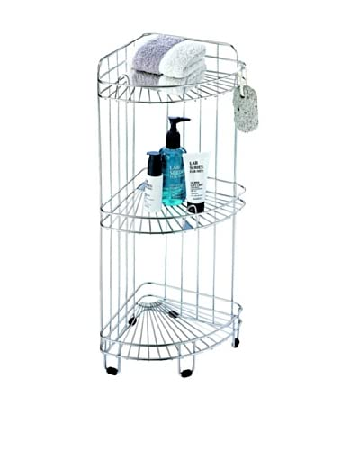 Organize It All 3-Shelf Corner Caddy