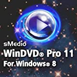 sMedio WinDVD Pro 11 for Windows 8 [ダウンロード]