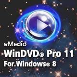 sMedio WinDVD Pro 11 for Windows 8 [�_�E�����[�h]