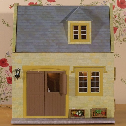 The Dolls House Emporium The Barn Bausatz