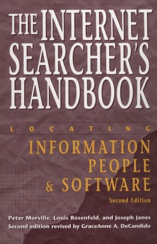 The Internet Searcher's Handbook