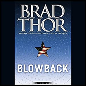 Blowback Audiobook