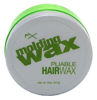 FX Molding Wax 2 Ounce Pliable Hairwax