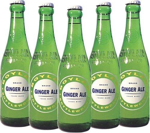 Boylan Bottleworks 12 oz Ginger Ale 12packB0001BVF7U