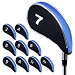 Andux New Design Golf Iron Head Cover...