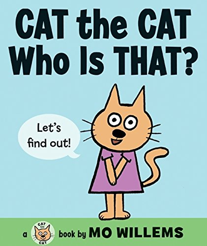Cat the Cat, Who Is That? PDF