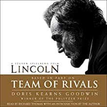 Team of Rivals: The Political Genius of Abraham Lincoln Audiobook by Doris Kearns Goodwin Narrated by Suzanne Toren