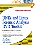 UNIX and Linux Forensic Analysis DVD...