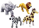 Wilton Jungle Animal Toppers