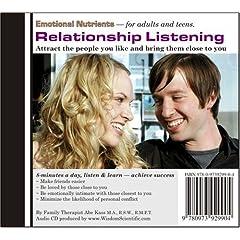 Relationship Listening