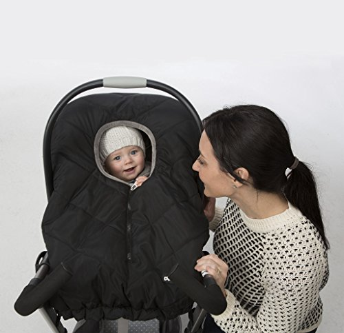Chicco Infant Baby Bunting Bag Car Seat Stroller Cover Wind and Cold Protector (Jj Cold Car Seat Cover compare prices)