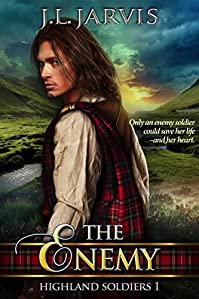 The Enemy: Highland Soldiers 1 by J.L. Jarvis ebook deal