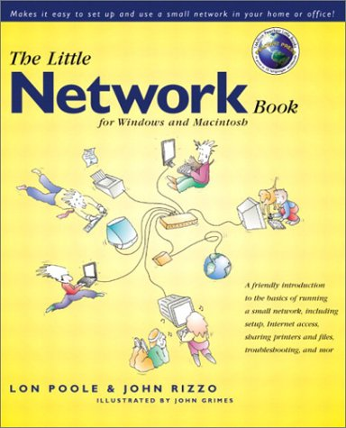 Little Network Book for Windows and Macintosh (Little Book Series)