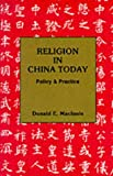 img - for Religion in China Today: Policy and Practice book / textbook / text book
