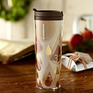 "Starbucks ""Free Brewed"" Tumbler, 16 Fl Oz"