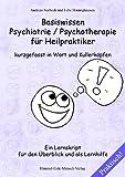 Basiswissen Psychiatrie / Psychotherapie f�r Heilpraktiker kurzgefasst in Wort und Kullerk�pfen - Ein Lernskript f�r den �berblick und als Lernhilfe