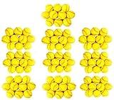 (モデルノ ラ テール) Moderno La Terre 野球 練習 ウレタン ボール 7cm 10個 20個 30個 セット SN-WBB (6.黄色100個セット)