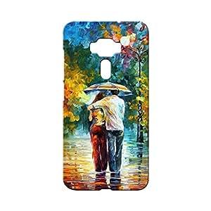 BLUEDIO Designer Printed Back case cover for Asus Zenfone 3 (ZE520KL) 5.2 Inch - G4670
