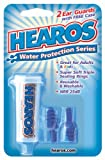 Hearos Water Protection Ear Filters w/ case Hearos 2 Piece Filter