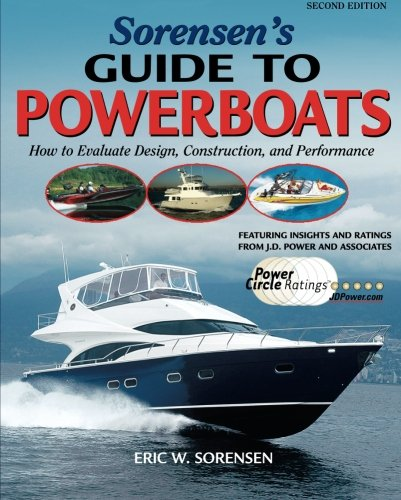 Sorensen'S Guide To Powerboats, 2/E front-563457