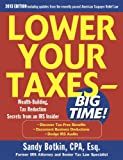 Lower Your Taxes Big Time 2013-2014 5/E (Lower Your Taxes-Big Time)