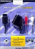 echange, troc Câble A/V RGB GameCube