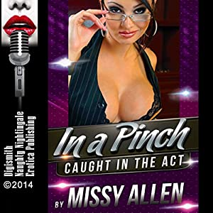 In a Pinch: The Mistress Demands Cock, NOW! Audiobook
