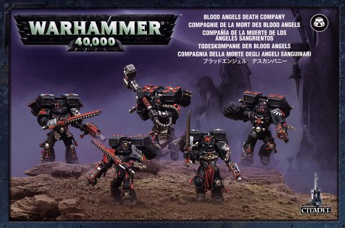 Warhammer 40K Blood Angels Death Company (2014) (40k Death Company compare prices)