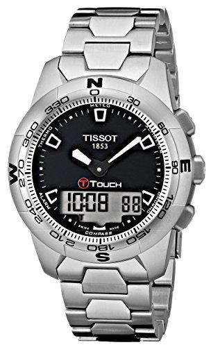 TISSOT T-TOUCH T0474201105100- Orologio da uomo