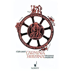 Carmina Burana - Lieder aus der Benediktbeurer Handschrift