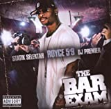 "echange, troc royce da 5'9'', Royce Da 5'9"" - the bar exam"